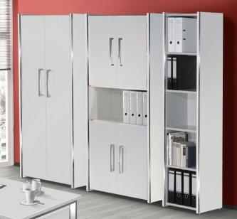 Moderne büroschränke  frei planbare und moderne Büroeinrichtung: preiswerte Büroschränke ...