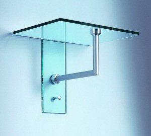 Wandgarderobe Glas Satiniert.Sehr Schöne Wandgarderobe Aus Klarglas Oder Glas Satiniert