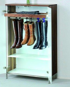 highboard buffetto scarpa sehr hochwertiger und individuell ausstattbarer schuhschrank f r. Black Bedroom Furniture Sets. Home Design Ideas