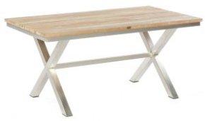 Gartentisch Wetterfest 160x80 Cm Robuste Tischplatte Stabil