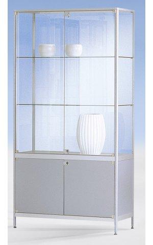 feuerfeste brandschutz glasvitrine abschlie bar 40 x 40. Black Bedroom Furniture Sets. Home Design Ideas