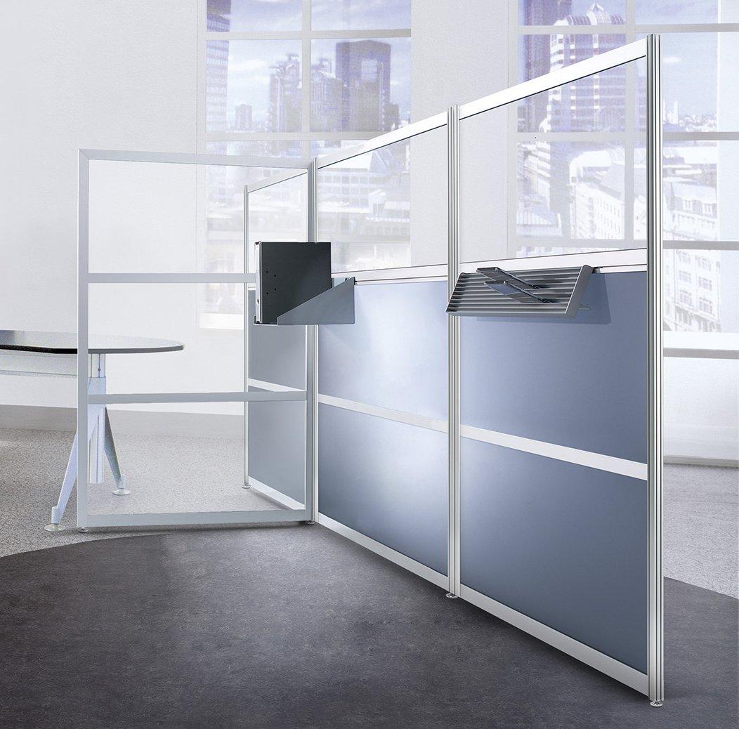 Standstabile Stellwand Raumteiler Fur Offentliche Einrichtungen
