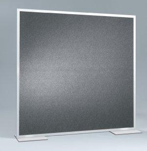 Buro Stellwand Mit Pinboardfunktion Als Sichtschutzwand U Raumteiler